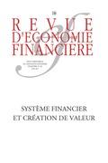 Système financier et création de valeur