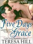Five Days Grace (The McRae Series, Book 4 - Grace)