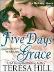 Five Days Grace (The McRae Series, Book 4 - Grace)