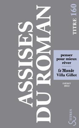 Les Assises du roman 2012