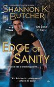 Shannon K. Butcher - Edge of Sanity: An Edge Novel