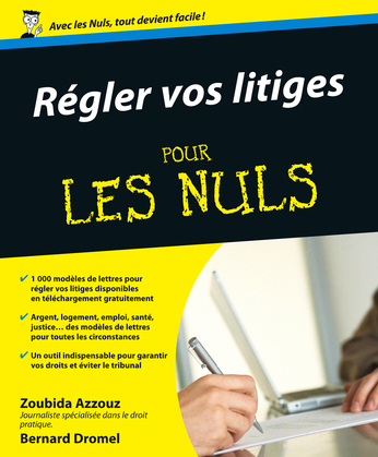 1000 Lettres pour rgler vos litiges et garantir vos droits