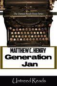 Generation Jan