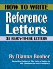 How to Write Reference Letters:35 Ready-to-Use Letters