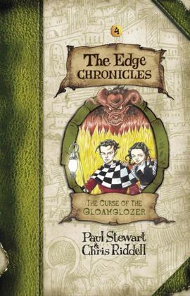 Edge Chronicles: The Curse of the Gloamglozer: Book 1 of the Quint Saga