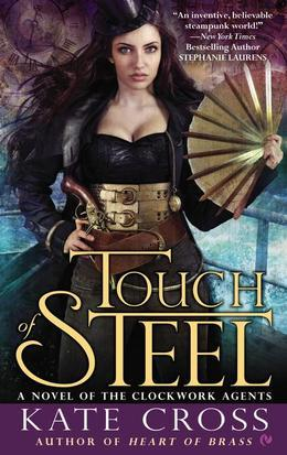 Touch of Steel: A Novel of the Clockwork Agents