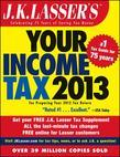 J.K. Lasser's Your Income Tax 2013: For Preparing Your 2012 Tax Return