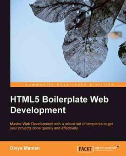 HTML5 Boilerplate Web Development