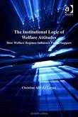 The Institutional Logic of Welfare Attitudes: How Welfare Regimes Influence Public Support