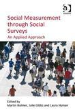 Social Measurement Through Social Surveys: An Applied Approach