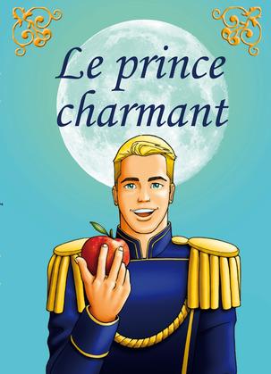 Le Prince charmant (couverture bleue)