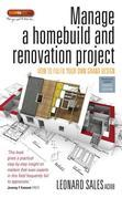 Manage A Home Build And Renovation Project: How to fulfil your own grand design