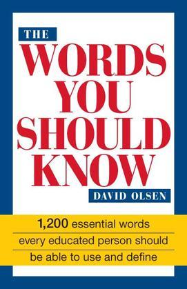 Words You Should Know