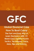 GFC Global Financial Crisis How To Boot Camp: The Fast and Easy Way to Learn the Basics with 131 World Class Experts Proven Tactics, Techniques, Facts