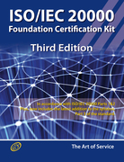 ISO/IEC 20000 Foundation Complete Certification Kit - Study Guide Book and Online Course - Third Edition