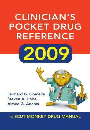 Clinician's Pocket Drug Reference, 2009
