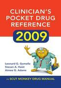 Clinician's Pocket Drug Reference, 2009