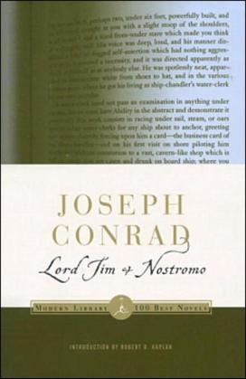 Lord Jim and Nostromo: (A Modern Library E-Book)