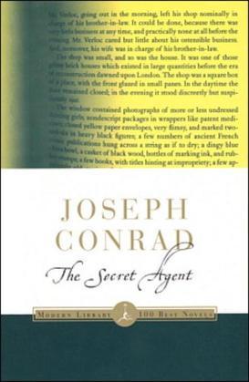 The Secret Agent: (A Modern Library E-Book)