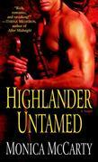 Highlander Untamed: A Novel