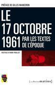 Le 17 octobre 1961 par les textes de l'époque