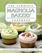 The Complete Magnolia Bakery Cookbook: Recipes from the World-Famous Bakery and Allysa To