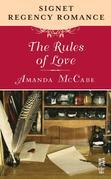 The Rules of Love: Signet Regency Romance (InterMix)