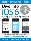Dive Into iOS6: An App-Driven Approach