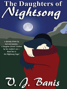 The Daughters of Nightsong: The Nightsong Saga, Book Two
