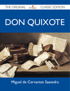 Don Quixote - The Original Classic Edition