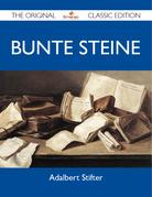 Bunte Steine - The Original Classic Edition