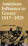 American Influence in Greece, 1917-1929