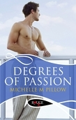 Degrees of Passion: A Rouge Erotic Romance