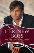 Her New Boss: A Rouge Erotic Romance