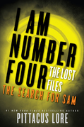 Pittacus Lore - The Search for Sam