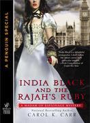 Carol K. Carr - India Black and the Rajah's Ruby