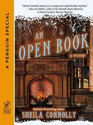 An Open Book: A Mystery