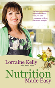 Lorraine Kelly's Nutrition Made Easy