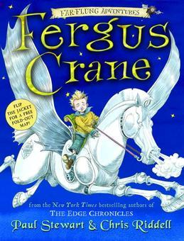 Far-Flung Adventures: Fergus Crane
