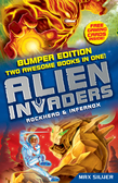 Alien Invaders: Rockhead & Infernox (2 Books in 1)