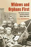 Widows and Orphans First: The Family Economy and Social Welfare Policy, 1880-1939
