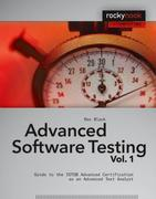 Advanced Software Testing - Vol. 1: Guide to the Istqb Advanced Certification as an Advanced Test Analyst