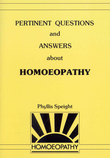 Pertinent Questions And Answers About Homoeopathy