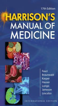 Harrison's Manual of Medicine, 17th Edition
