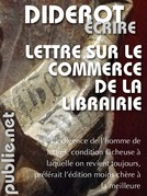Lettre sur le commerce de la librairie