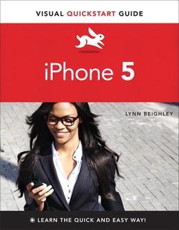 iPhone 5: Visual QuickStart Guide