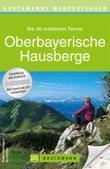 Wanderführer Oberbayerische Hausberge
