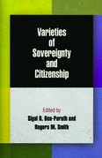 Varieties of Sovereignty and Citizenship