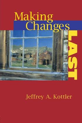 Making Changes Last
