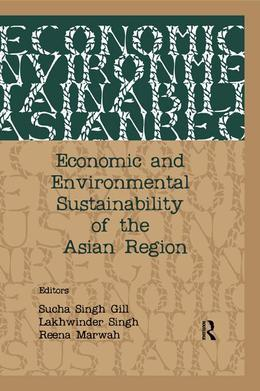 Economic and Environmental Sustainability of the Asian Region